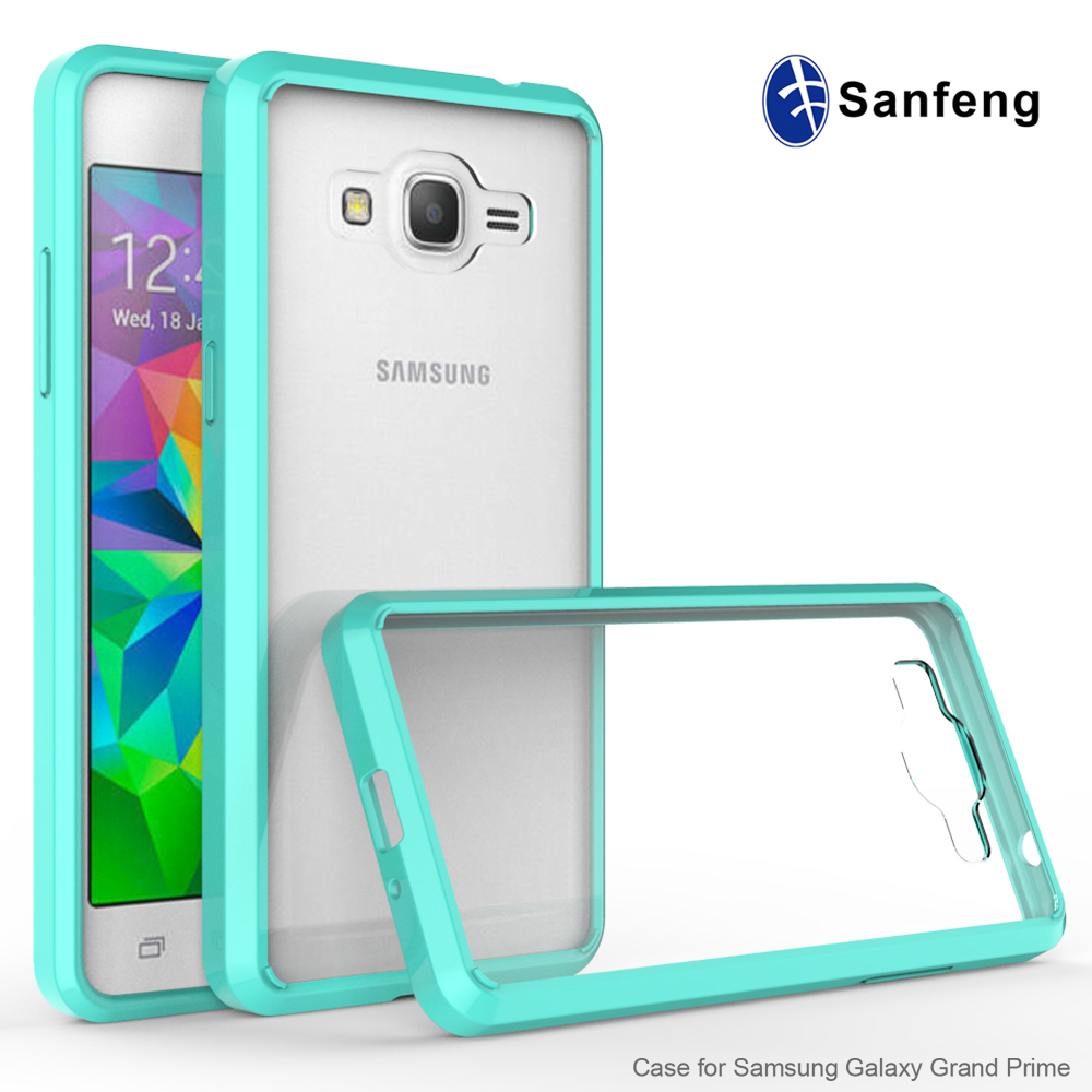 best service d24df e4b8c For Sam Galaxy Grand Prime Plus J2 Prime Case,Ultra Thin Slim Fit Clear  Acrylic Tpu Hybrid Cell Phone Cover For Samsung G530 - Buy Cell Phone Cover  ...