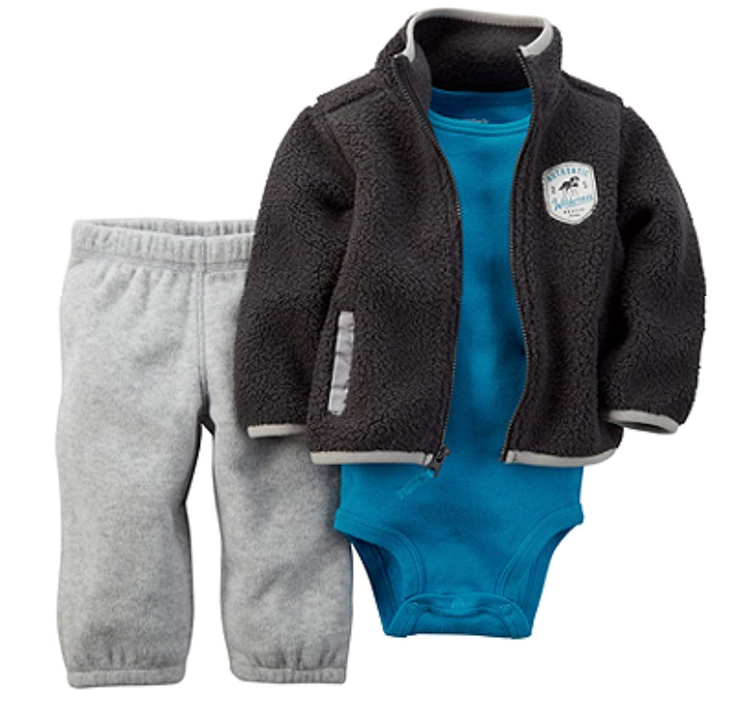 c64026610 Get Quotations · Carters Baby Boys 3-Piece
