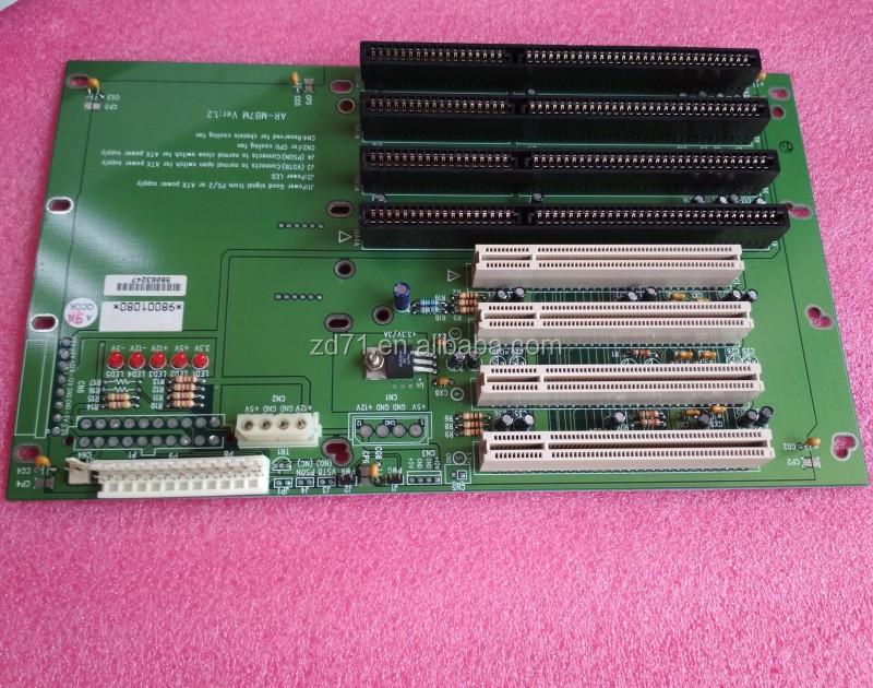 10-Slot ISA//PCI Backplane 10pcs//Box RoHS