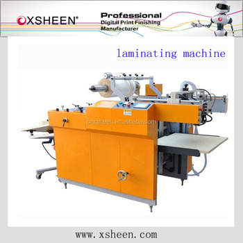 foil laminating machine