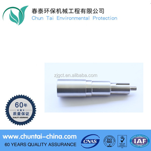 CNC high quality metal wheel shaft