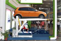 conele simple lifting parking system /car garage