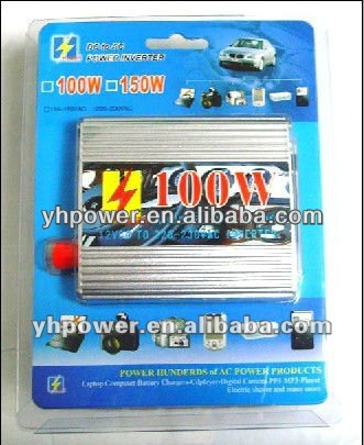 100w car power converters