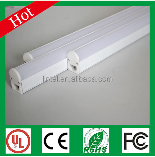 4' led light fixture UL T5 strip