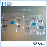 First aid CPR Face Shield Disposable CPR Mask