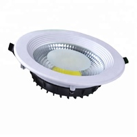 Good Quality 7W 10W 12W 15W 20W 30W Led Down Light Die-Casting Aluminum COB Led Downlight