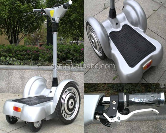 4 Wheel Electric Mobility Vehicle Stand Up Seat Electric