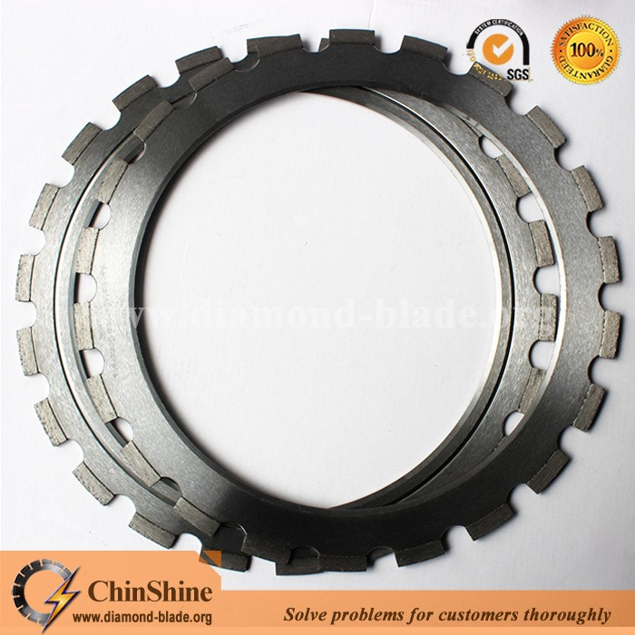 General use 14 inch laser welding diamond ring saw blade