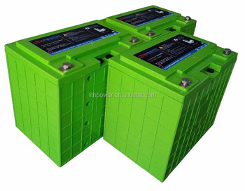 fast charging 12v 150ah lifepo4 lithium ion polymer battery pack