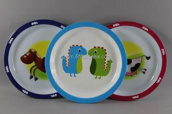 Hot Sale Christmas Gift Melamine Plate Sets For Kids & Hot Sale Christmas Gift Melamine Plate Sets For Kids - Buy Melamine ...