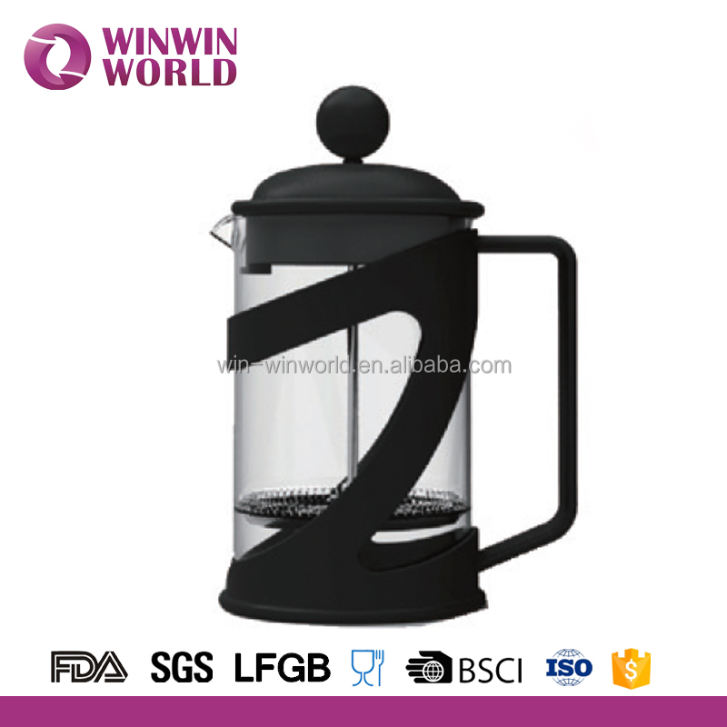 Us Amazon Best Selling Plastic Free Unique French Press Coffee Maker