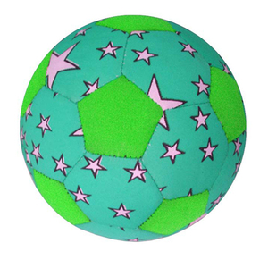 China factory customize size 5 promotion training soccer ball balloon neoprene balloon soccer