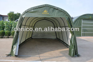 Economy portable car shelter for sale , Master storage car garage , Fabric carport