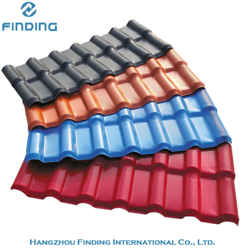 Solid color roof cover building material fashion new for Types of roof covering materials