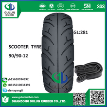 Cheap Colored Mobility Electric Scooter Tire 3.00-10 16x3.0