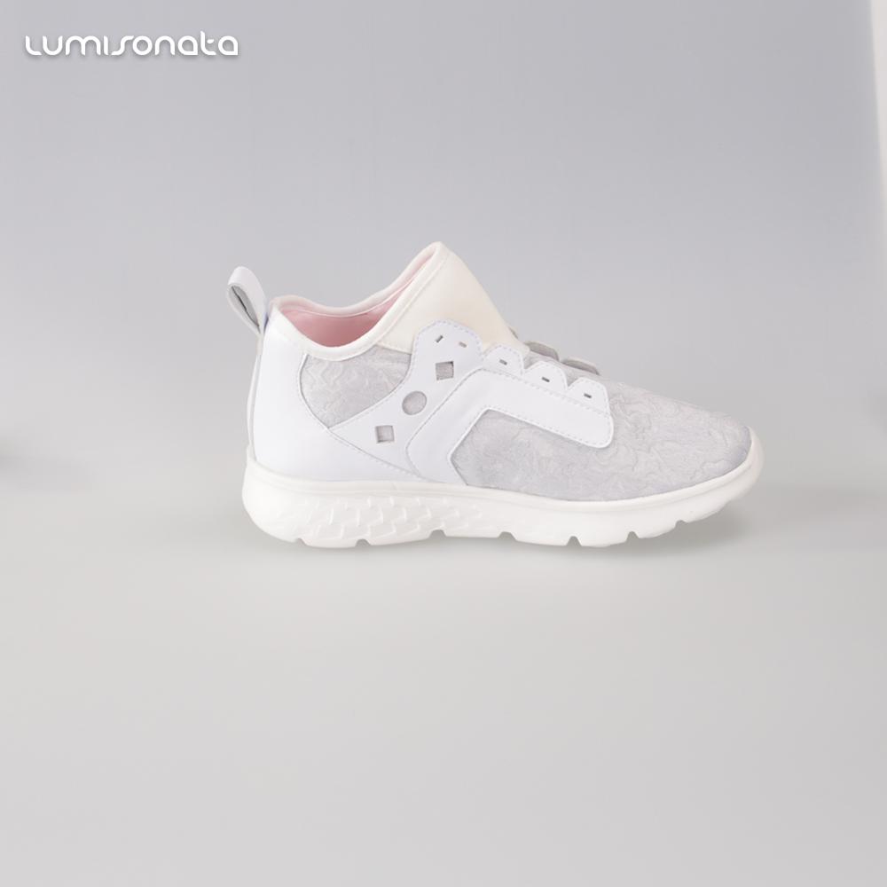 LED shoes Girls Running Luminous sport Sport Boys Up light Light Sneakers Fashion Cool Fashion EIwXqOx