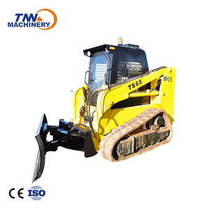 One year warranty good quality skid loader forest mulcher Middle east TSL45