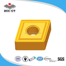 ZCCCT cemented carbide insert CNMG12 TC YBD152C general cnc turnning inserts for cast iron