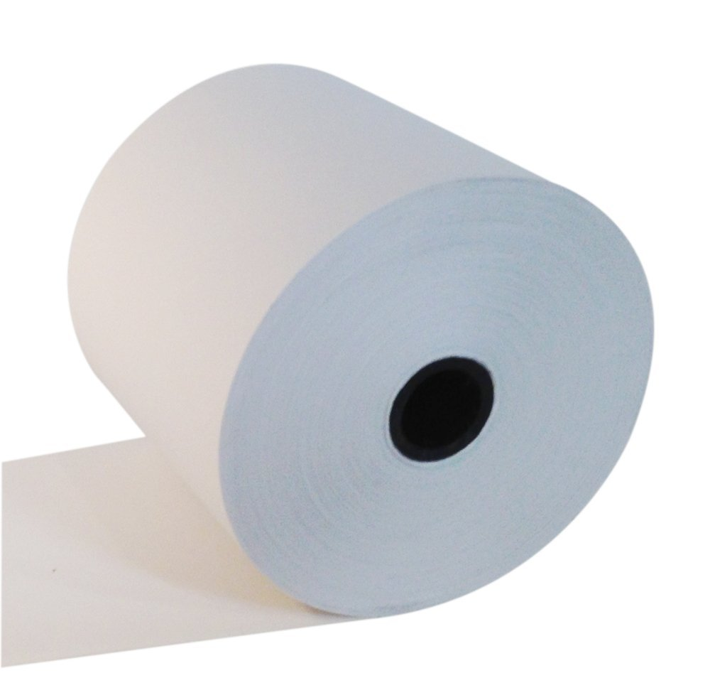 Nashua/RX Technologies POS Thermal Receipt Roll, Standard-48, 209-Feet Long, 2.31-Inch Wide, 24 per Case (8031)