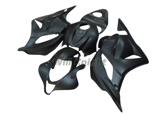 For Honda CBR600RR 2009 2010 2011 2012 Injection Bodywork Fairing Kit Matte Black