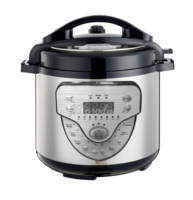 kitchen cooking appliances stainless inner pot multicooker electric pressure cooker
