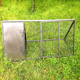 Hot Selling New Design Metal Rabbit Hutch