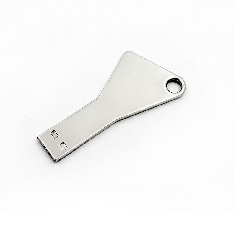 Bulk 2gb Metal Mini USB Key Flash Drives Logo OEM Printing