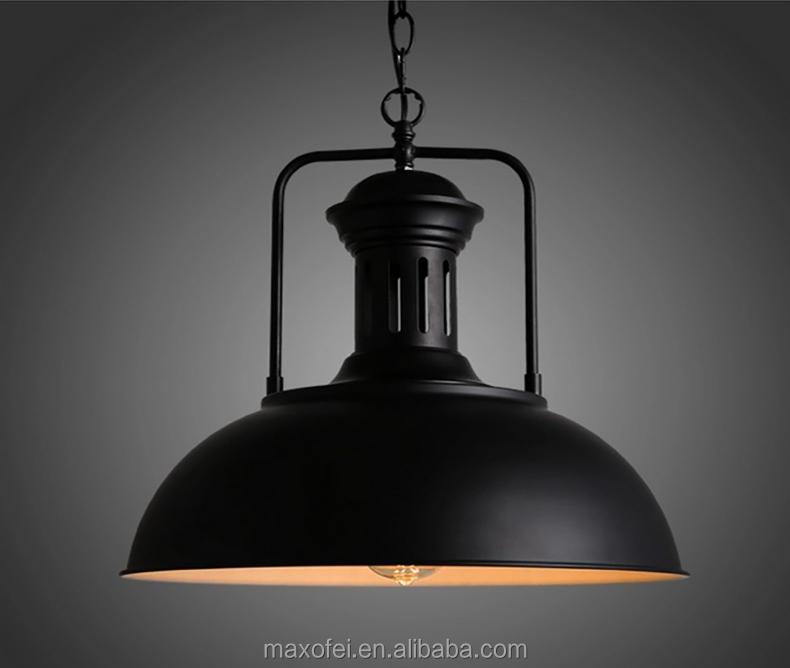 retro colgante industrial luces rstica lmpara de techo moderna para la decoracin