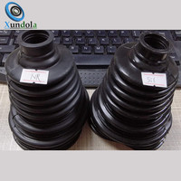 Innovative chinese products Auto Split cv joint boot rubber in SIL or NR.
