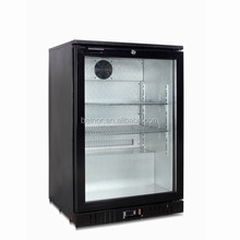 BB-130 Table Top Back Bar Electric Cold Drink Cooler/Showcase Used Refrigerator Refrigerators