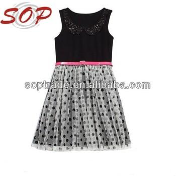 f70a342c67f Hot Sale! New Design Kids Summer Frock Design Dresses For Girls Age ...