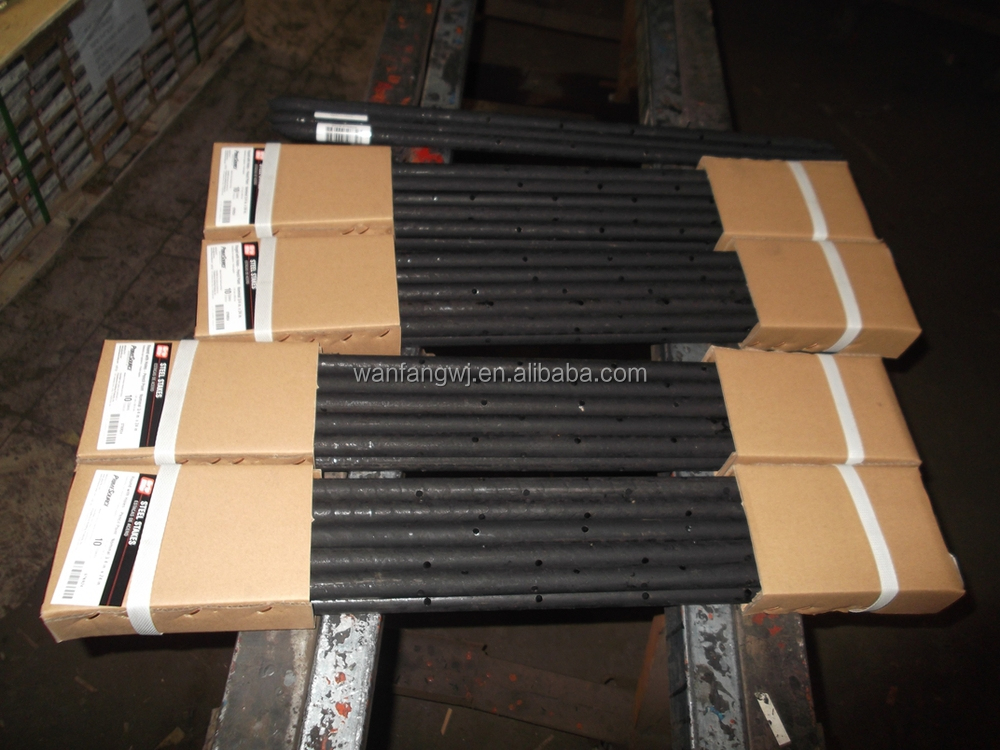 Steel Grade Stakes : Construction form nail stake curb metal