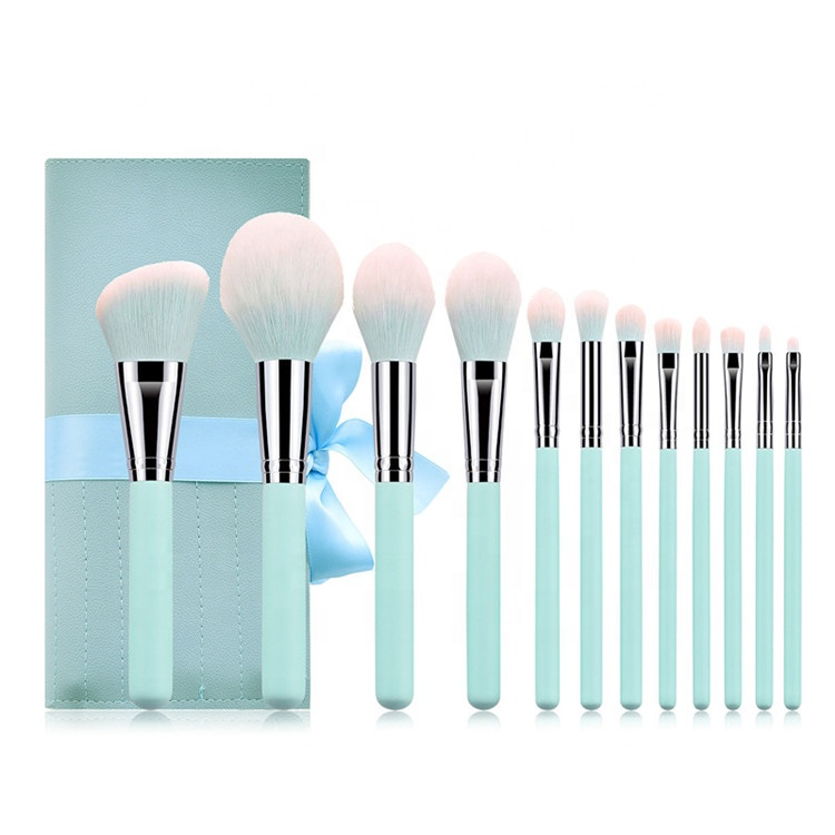 <strong>High</strong> <strong>Quality</strong> Professional <strong>Makeup</strong> <strong>Brush</strong> 12 Piece <strong>Makeup</strong> <strong>Brush</strong> Set