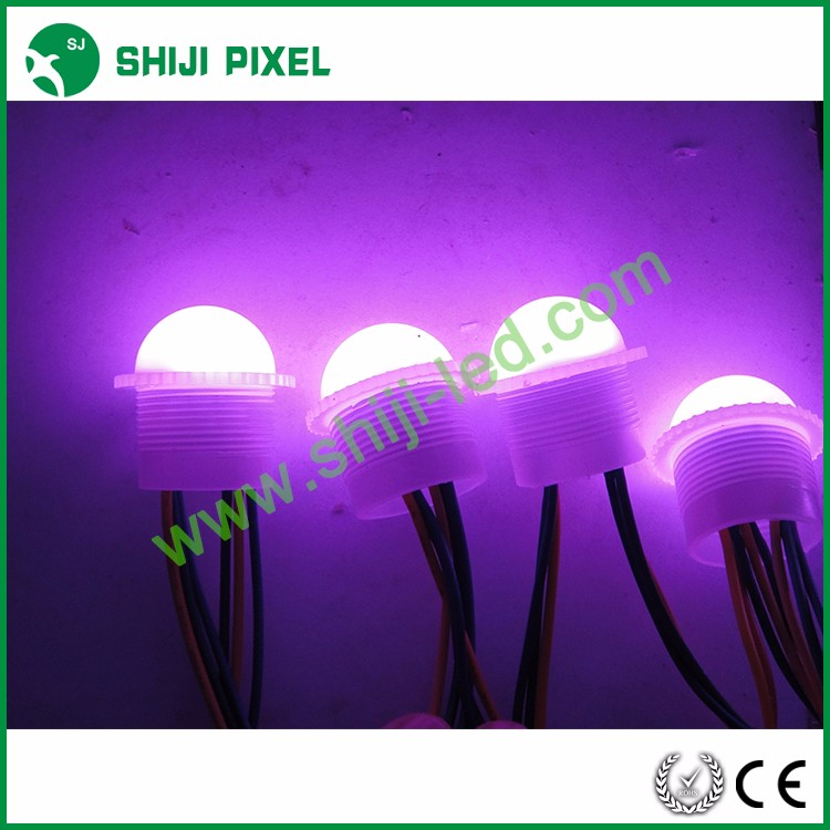 AC24V lighting 35MM 6LED turbo lights fun amusement pixel led