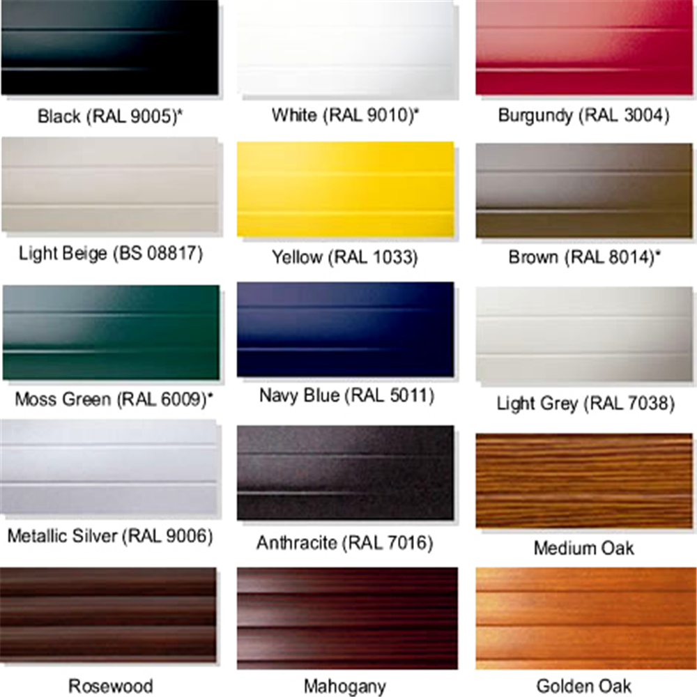 Automic Aluminum Garage Door Panels Sale Buy Garage Dooraluminum