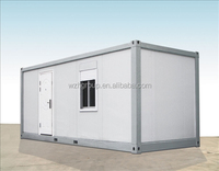 Kit container house prefabricated for living