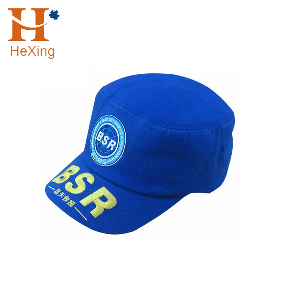 06e0a31f8b454 Factory Wholesale Custom Embroidery Logo Military Hats Caps - Buy ...