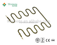 Volume manufacture best brand tubular heating element for oven 5000w 230v