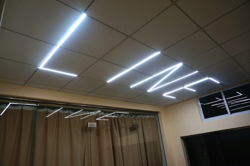 Led Panel Light Retrofit Ceiling Grid Line With Ul 5years Warranty 15w 20w 30w