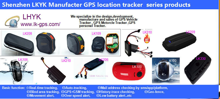 Lkgps Indiaindonesiabrazilthailand Hot Import China Products Import Motorcycle Gps Tracker