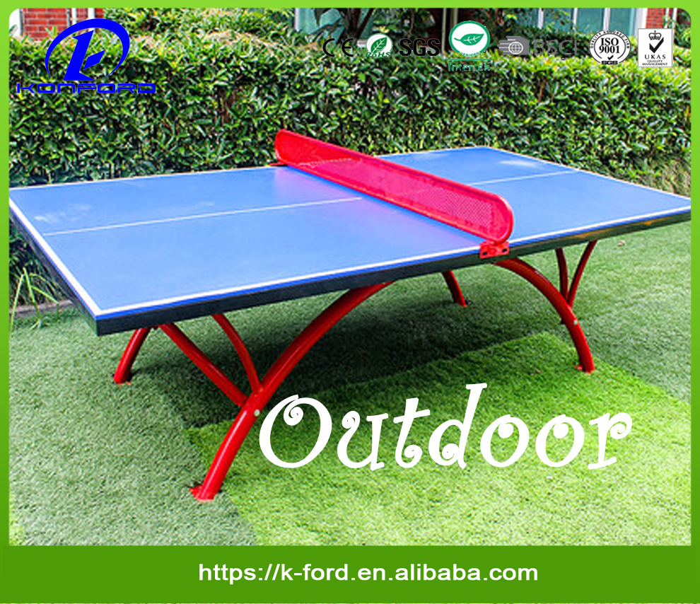 Wholesale Made In China Foldable Small Pingpong Table Waterproof Pingpong  Table