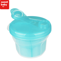 BPA Free Baby Snack &Milk Powder Dispenser
