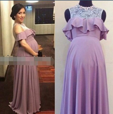 The Pregnant Prom Dress 56