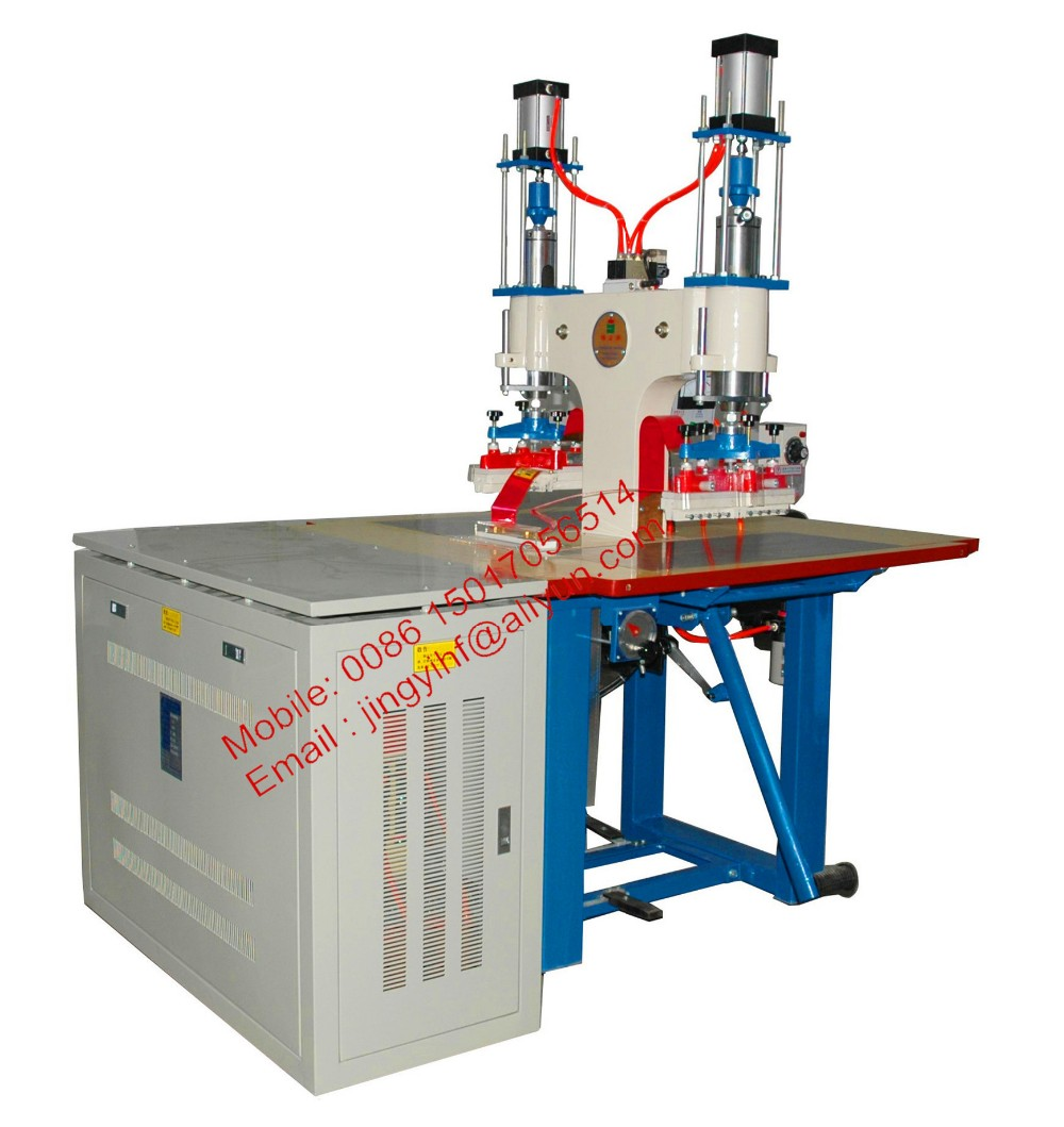 professional single head high frequency welding machine for pvc book cover