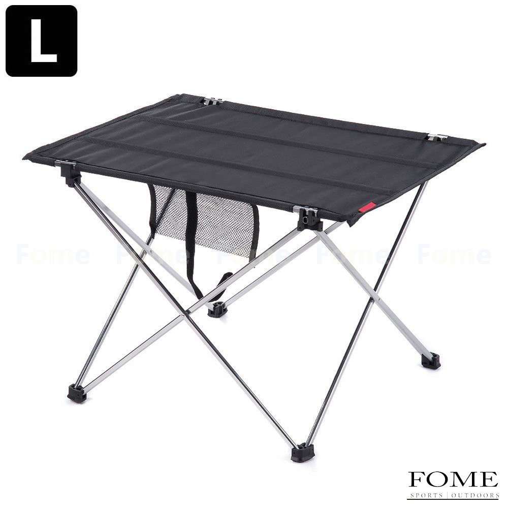 Camping Tables,FOME SPORTS|OUTDOORS Aluminum Ultralight Folding Table Outdoor Adjustable Folding Table Portable Picnic Camping Fishing Hiking Garden Foldable Picnic Tables One Year Warranty