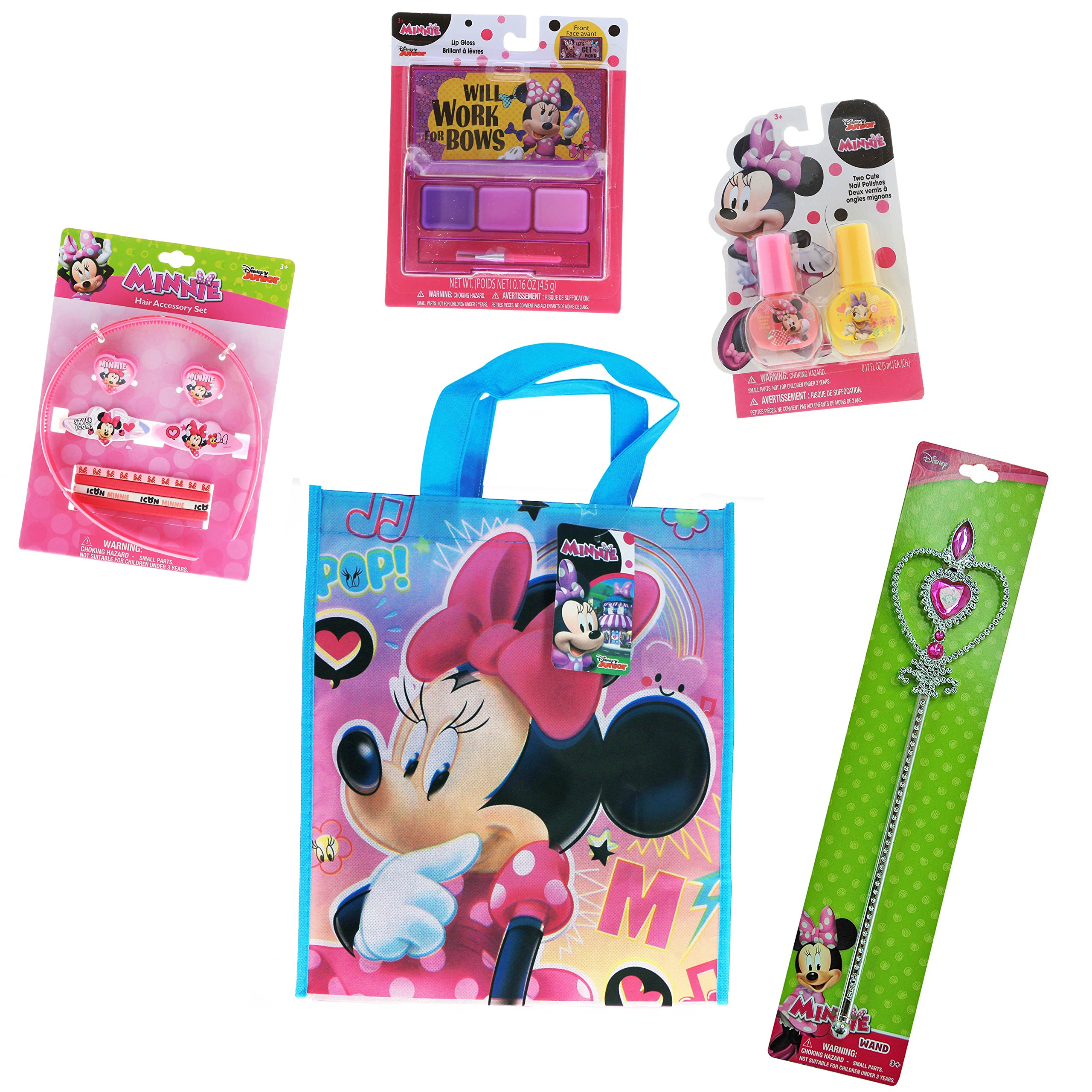 94c96219c536a Buy Kidplay Products Disney Minnie Mouse Girls Holiday Gift Set Pretend  Play Dress Up Toys Tote Bag in Cheap Price on m.alibaba.com