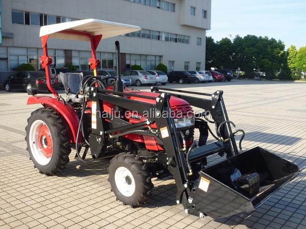 mini traktor 25hp 30hp 35hp 40hp mit frontlader bagger. Black Bedroom Furniture Sets. Home Design Ideas