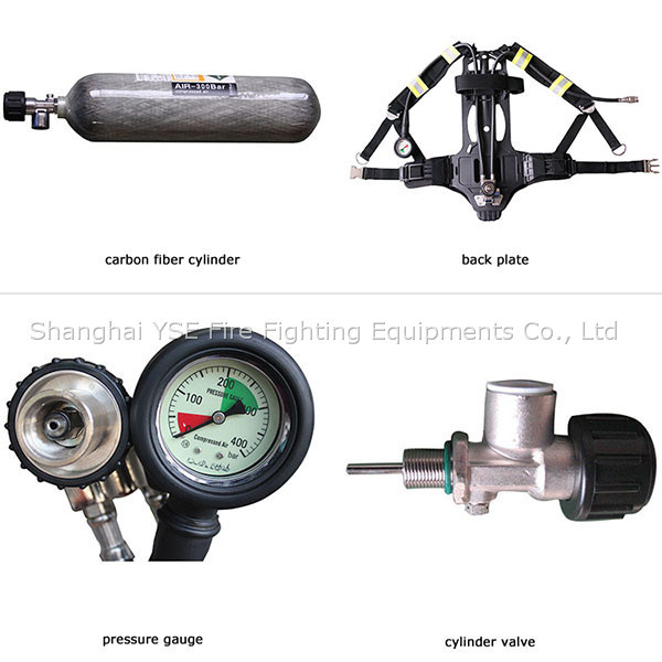 Drager Scba Parts