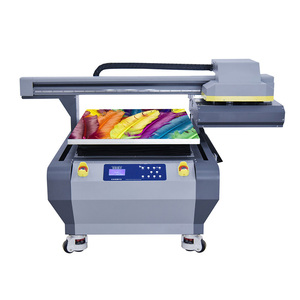 Galaxy Jet X high configuration 6090 digital flatbed a1 continuous uv inkjet any surface printer
