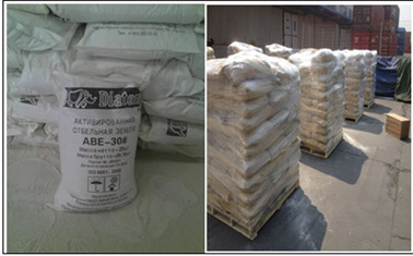 Fish Oil Bleaching Activated Fuller Earth/bentonite Clay Powder ...